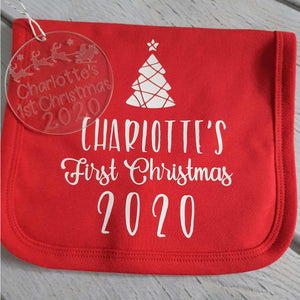Baby's First Christmas Bundle - Little Luna Creations