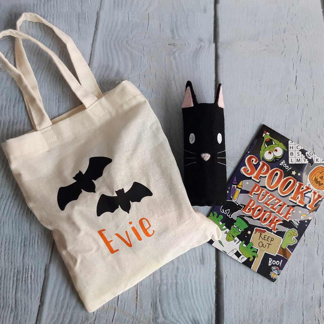 Personalised Halloween Bundle - Little Luna Creations
