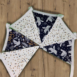Christmas Bunting - Little Luna Creations