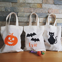 Load image into Gallery viewer, Personalised Halloween Bundle - Little Luna Creations