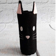 Load image into Gallery viewer, Cat Pencil Wrap with Colouring Pencils - Little Luna Creations