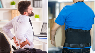 How to Prevent Serious Back Injuries at the Office and in the Industrial Field