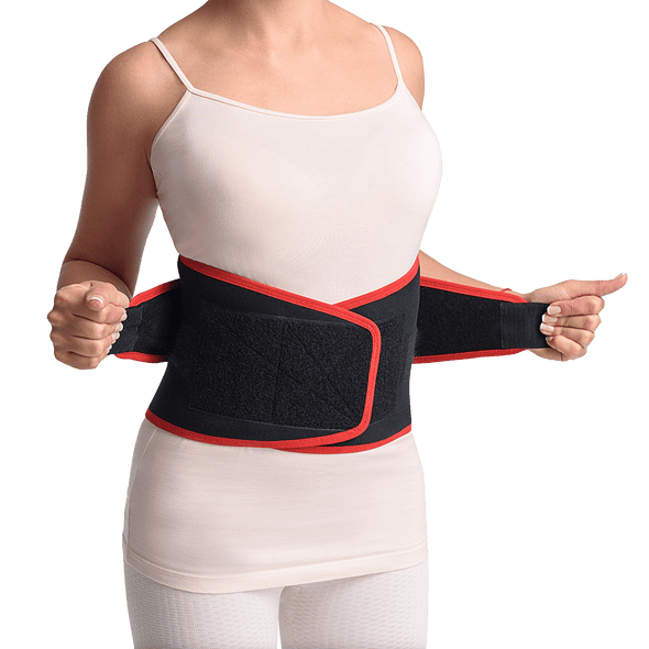 MAXAR Bio-Magnetic Sports Back Support Belt - Maxar Braces