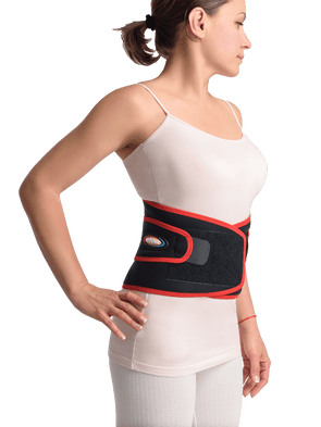 Bio-Magnetic Airprene (Breathable Neoprene) Sports Belt,  - Maxar Braces