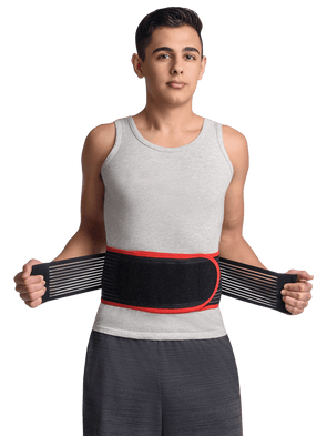 Bio-Magnetic/Far-Infrared Back Support Belt,  - Maxar Braces
