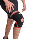 MAXAR Bio-Magnetic Knee Sleeve Compression Brace - Maxar Braces