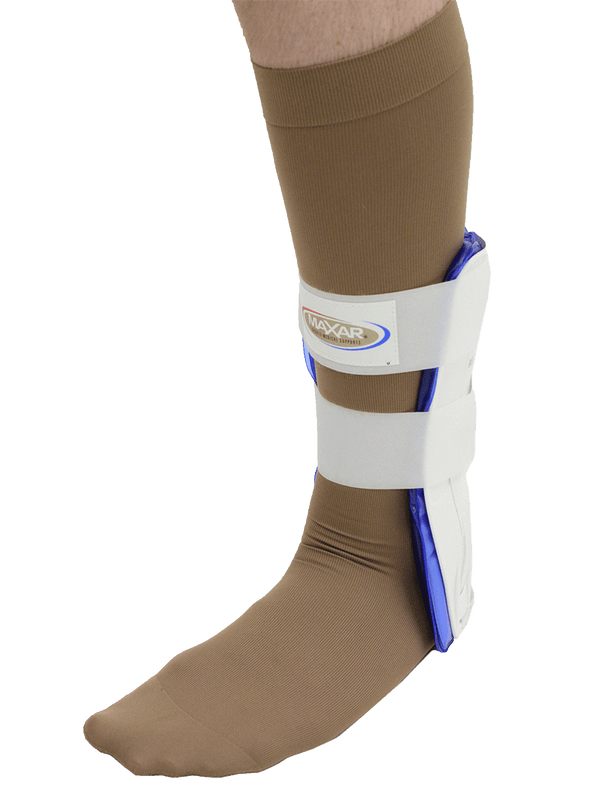MAXAR Stirrup Ankle Brace (Stabilizing Support Guard) - Maxar Braces