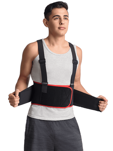MAXAR Work Belt - Lumbar Support Back Brace - Maxar Braces