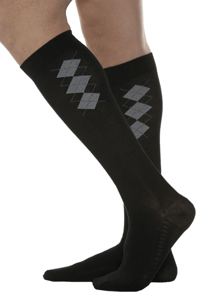 MAXAR Men's Fashion Cotton Compression Support Socks - Maxar Braces