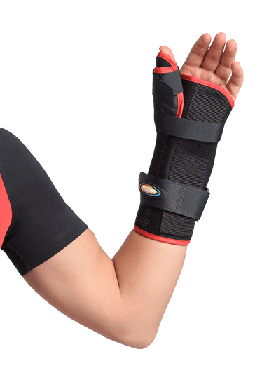 Wrist Splint with Abducted Thumb Maxar Braces