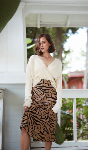 the tiger skirt