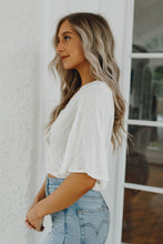 Load image into Gallery viewer, The Alexis Top - White