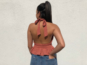 The Sedona Halter