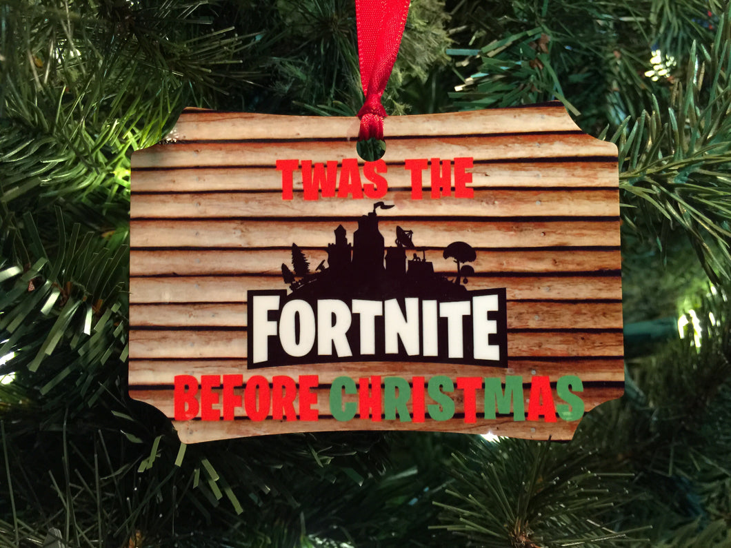 Fortnite Ornament