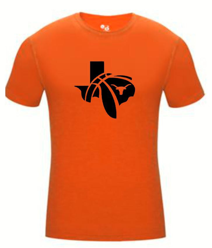 Longhorns Compression Shirt