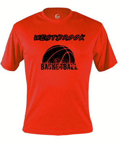 Westbrook Basketball Design 2 Personalized