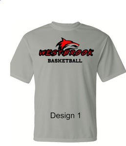 Westbrook Basketball Design 1 (no personalization)