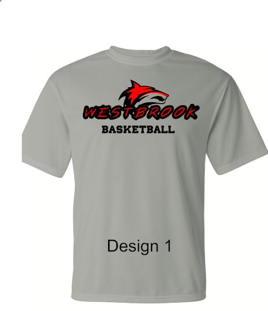 Westbrook Basketball Design 1 Personalized