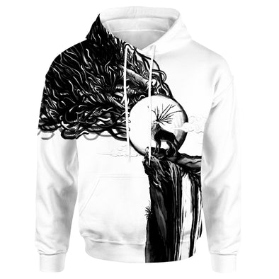 A God Of Life And Death Hoodie & T Shirt