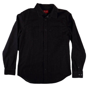 Supreme Mens Flannel Long Sleeve Work Shirt 23946