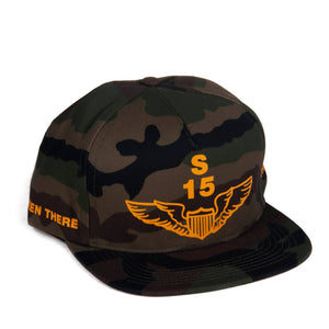 "Supreme Mens S15 ""19th Hole"" Camo/Brown-Green ss13h52"