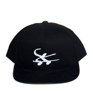 Eli Reed  5-Panel Black/White