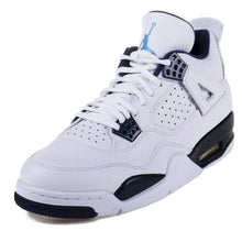 "Load image into Gallery viewer, Nike Mens Air Jordan 4 Retro LS ""Columbia"" 314254-107"