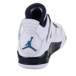 "Nike Mens Air Jordan 4 Retro LS ""Columbia"" 314254-107"