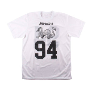 Supreme Mens Dragon Football Jersey 32867