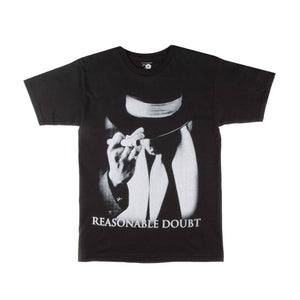 Jay-Z Reasonable Doubt 20 Years Cover Tee