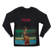 Load image into Gallery viewer, Kanye West Saint Pablo Kim Tennis Black Long Sleeve