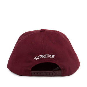 Supreme Way Back 5 Panel Maroon SS16H46 Accessories
