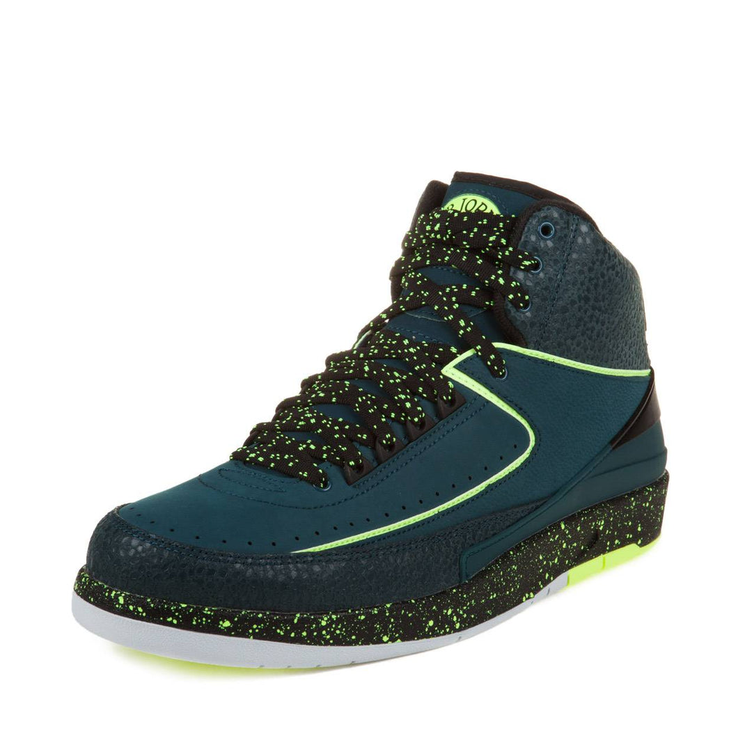 Nike Mens Air Jordan 2 Retro