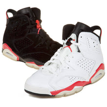Load image into Gallery viewer, Nike Mens Air Jordan 6 AJ6 Infrared Pack 398850-901