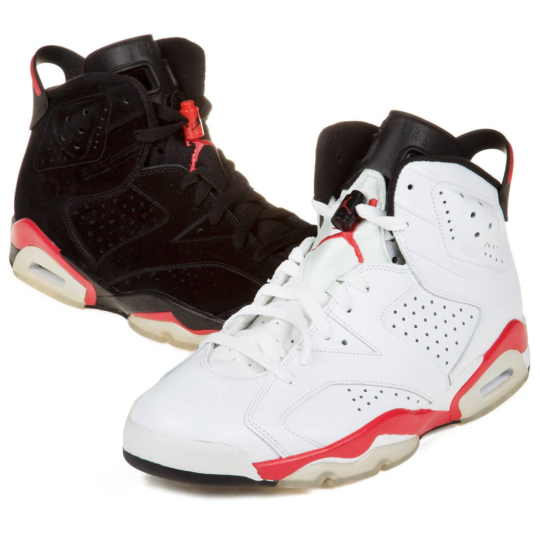 Nike Mens Air Jordan 6 AJ6 Infrared Pack 398850-901