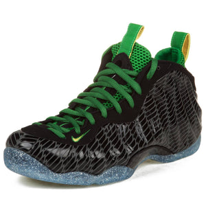 "Nike Mens Air Foamposite One PRM UO QS ""Oregon Ducks"" 652110-001"