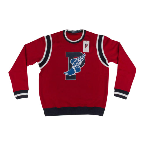 1992 Stadium Collection P-Wing Crew Neck Sweater