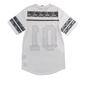 "Nike Mens ""Nike Knows"" Lace Jersey 728471-100"