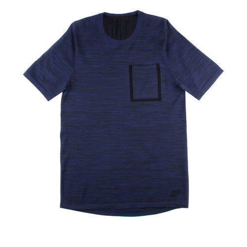 Nike Mens Tech Knit Pocket T-shirt 729397-451