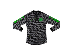Nike  Mens Nigeria Football Federation Anthem Track Jacket