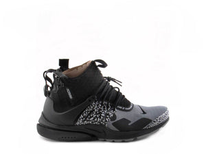 "Nike Mens Air Presto Mid / Acronym ""Cool Grey"" AH7832-001"