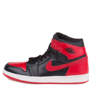 "Nike Mens Air Jordan 1 Retro ""2001 Bred"" 136066-061"