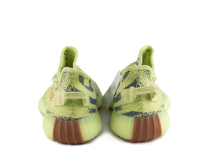 "Adidas Mens Yeezy Boost 350 V2 ""Frozen Yellow"" B37572"