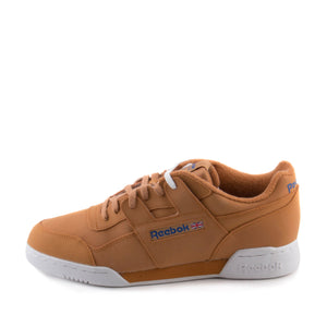 "Reebok Mens Workout Lo Plus ""Packer Shoes"" BS9437"