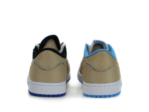 "Nike Mens SB Air Jordan 1 Low QS ""Desert Ore"" CJ7891-200"