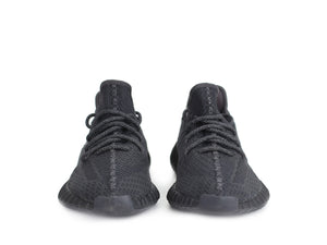 "Adidas Mens Yeezy Boost 350 ""Black"" Non Reflective FU9006"