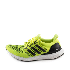 Adidas Mens Ultra boost Neon Yellow S77414