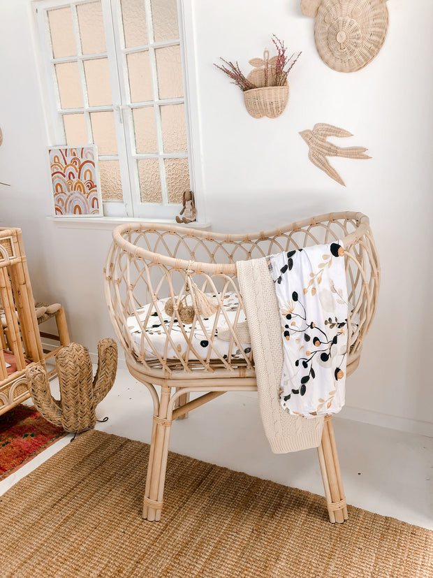 Bamboo Bassinet sheet