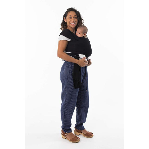 Bamboo baby carrier wrap  noosabedbodybaby
