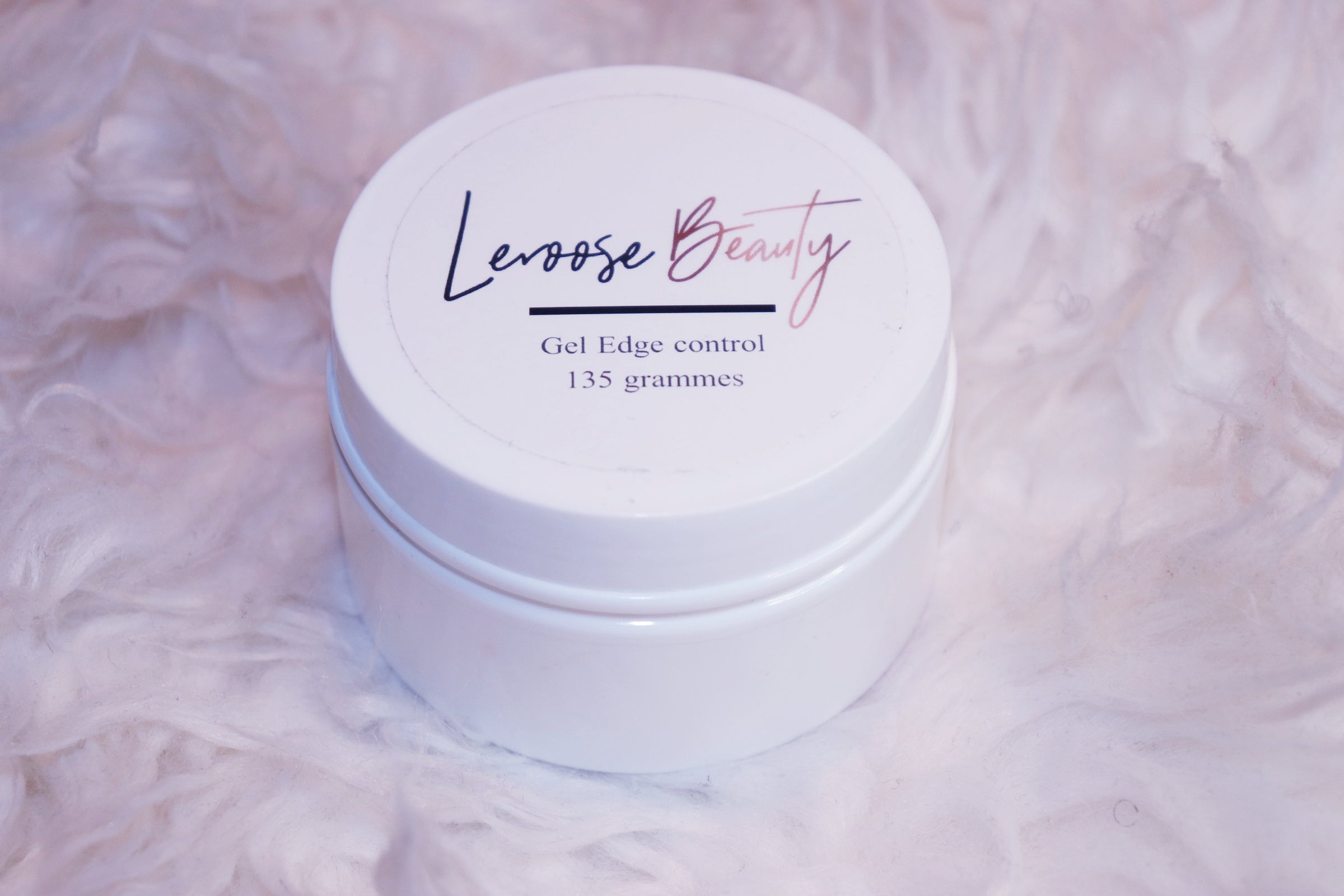 Gel Edge control - Leroose Beauty